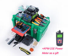 KOMSHINE Latest model fusion splicer FX37  FTTH optic fiber splicing machine