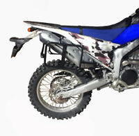 Yamaha WR250R Side Case Pannier Mounting Racks