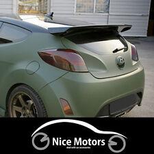 Rear Trunk Lip Wing Spoiler for Hyundai Non-Turbo Veloster 2012 - 2015