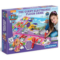 Clementoni Paw Patrol Giant Electronic Floor Games GIRLS