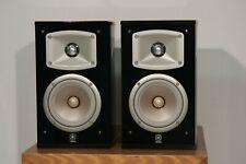 Yamaha NS-333B 2-Way Bookshelf Speakers - Black