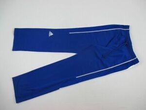 adidas Pants Men's Blue Clima-lite Athletic New Multiple Sizes