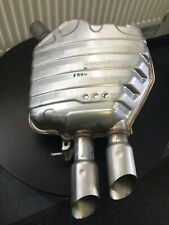 Genuine New Rear Silencer (Audi A5)