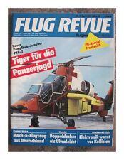 Flug Revue *flugwelt international*  Ausgabe 4 - 1991  Zustand 2  #11050#