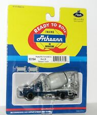 Athearn Mack Cement Truck Concrete --Ready Mix Co.--New in Package---HO SCALE