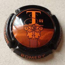 Capsule de champagne TRIBAUT (36a. noir et orange)