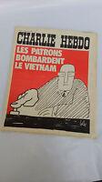 Charlie Hebdo  n 78 du 15 MAI 1972 original d'époque couverture GEBE