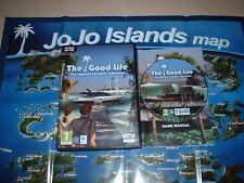 La buena vida Tropical Paradise Simulación ~ Pc/Mac Juego Dvd-rom