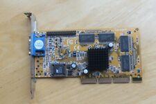 AGP VIDEO Graphic CARD SAVAGE4 VA-397 32M SDRAM Output : VGA only