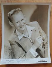 SAMMY KAYE ORCHESTRA - 8 X 10 PHOTOGRAPH SIGNED WITH BAND MEMBERS + TOMMY DORSEY
