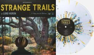 LORD HURON Strange Trails (SEALED) SPLATTER VINYL 2LP /750 phoebe bridgers.caamp