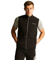 Dare2b Mens Allied Water Repellent Breathable Softshell Bodywarmer Gilet Jacket