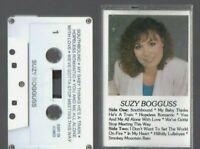 SUZY BOGGUSS CASSETTE TAPE RARE 1986 DEMO TAPE Suzy Bogguss Records