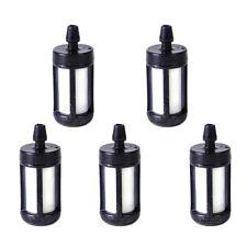 5x Plastic Black Air Fuel Filter Fit For Zama Stihl FS40 FS50 FS50C FS56 Trimmer
