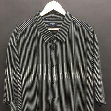 3XL Bassiri Men/'s Shirt Long Sleeve Red Beige Gray /& Black Microfiber Sizes M