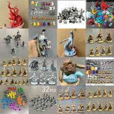 1000+ Lot D&D Dungeons & Dragons Miniatures Vintage Figures Game Toy Prototype