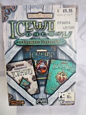 ICEWIND Dale Forgotten Realms Games for Windows PC The Ultimate Collection