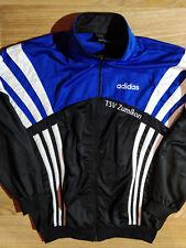 Adidas 90s Vintage TSV Zumikon Mens Tracksuit Top Jacket Swiss Athletic Training