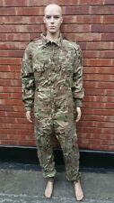 Rare Size British Army Issue MTP Multicam Camo AFV Ovealls/Tank Suit 200/128