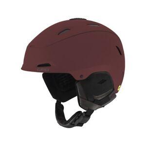 Giro Range MIPS Ski/Snowboard Helmet - Matte Maroon, Size Small (52-55.5cm)