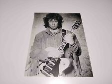 RARE VINTAGE PHOTO NEGATIVE TEST COLOR PROOF GARY MOORE FROM ROGUE MAGAZINE Nº1