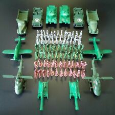 Toy Soldier Army Set - 75 army men, tanks, trucks, artillery and airplanes