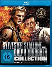 Sylvester Stallone vs. Dolph Lundgren Collection [Blu-ray]  Neu!