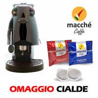 MACCHINA CAFFE' FILTRO CARTA 44MM DIDIESSE FROG REVOLUTION VAPORE CIALDE OMAGGIO
