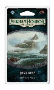 Arkham Horror LCG: Devil Reef SEALED UNOPENED FREE SHIPPING
