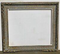 Vintage carved frame fits 15 x 18 Heydenryk style