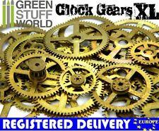 Steampunk Real Vintage CLOCK WHEELS - Watch Parts XL - Jewellery MakingReal Vint