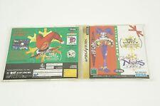 CHRISTMAS NIGHTS SS Sega Saturn Japan USED