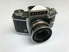 Exakta  VAREX IIB Ihagee 35MM SLR Spiegelreflexkamera Kamera Camera ZEISS TESSAR