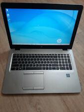 """HP Elitebook 850 G4 (X4B27AV)  i5-7200u 8gb, 256gb SSD, 15.6"""" full HD B&O Audio"""