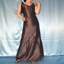 metallic Satin COCKTAILKLEID* XS  Etuikleid* Partykleid* Sommerkleid* Abendkleid
