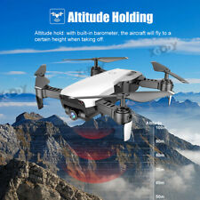 RC Drone Quadcopter With 1080P HD Dual Camera WIFI Foldable Altitude Hold X12S