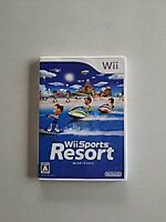 USED Wii Sports Resort  Japan Import