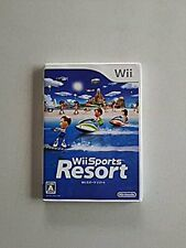 USED Wii Sports Resort Soft Only