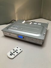New ListingAudiovox Kcd3180 Undercabinet Kitchen Cd/Clock/Radio (Tested!) Comes With Remote