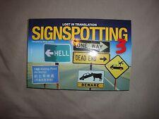 Signspotting 3