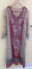 Women's Indian/ Asian Churidaar anarkali Kameez