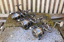 3 x LINEAEFFE Carpa Pesca del luccio in esecuzione REEL spool linea esca bobinato 12 LB (ca. 5.44 kg) Sun