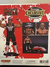 WWE Hollywood Hulk Hogan Storm Collectibles Elite Figure NWO Ringside Exclusive