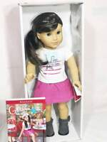 """American Girl Grace 18"""" Doll of the Year 2016 +Book & Bracelet NEW no X"""