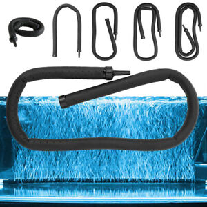 Aquarium Fish Tank Hydroponic Oxygen Diffuser Tube Air Bubble Stone Aerator Pump