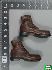 1:6 Scale DID A80140 WWII 2nd Ranger Private Caparzo - GI Combat Boots
