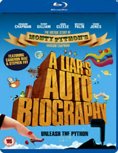 A LIARS AUTOBIOGRAPHY - THE UNTRUE STORY OF MONTY PYTHONS GRAHAM [UK] NEW BLURAY