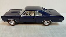 GUYCAST ACME 1966 GTO IN NIGHTWATCH BLUE - LIMITED EDITION OF 200 PIECES!!