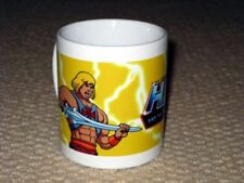 He Man And The Masters Of the Universe Yellow MUG
