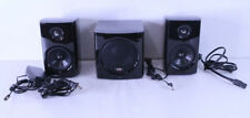 PSB Alpha PS1 & Sub Series 100 Subwoofer Combo Powered Media Speaker System